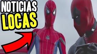 ¡Se filtra un Avenger para Deadpool 3! regreso del Capitán América? Eternals muy grande