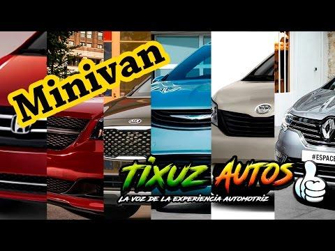 Minivans - ¿Cuál es la mejor? | Nueva Grand Caravan