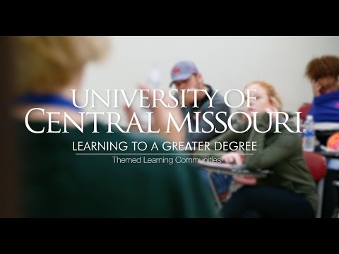 UCM - Themed Learning Communties