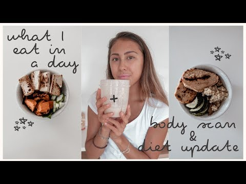 WHAT I EAT IN A DAY + BODY SCAN | Cultivated Healing EP. 1