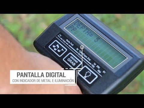 Oferta Detector de Metales MXT ALL PRO