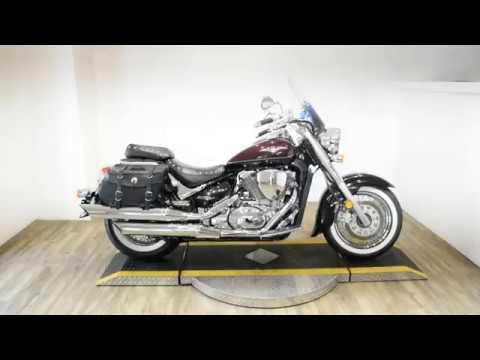 2012 Suzuki Boulevard C50T Classic in Wauconda, Illinois - Video 1