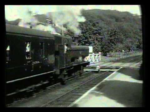 The camping coaches - Railway Roundabout 1958