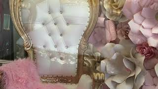 Throne Chairs | Lopez's Party Rentals