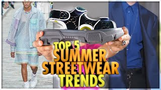 How To Style Streetwear In Summer 2020! (Mens Fashion 2020 Trends!)