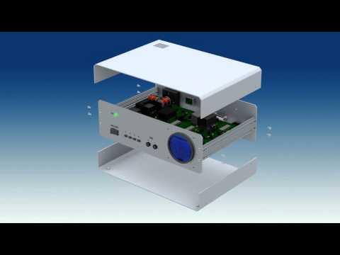 UNICASE | Aluminium-Instrumentengehäuse | Elektronik-Gehäuse