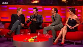 The Graham Norton Show S16E11  Jim Carrey, Jude Law, Tamsin Greig and Nicole Scherzinger
