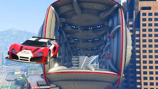 LA MAQUINA DEL FUTURO!! - CARRERA GTA V ONLINE - GTA 5 ONLINE