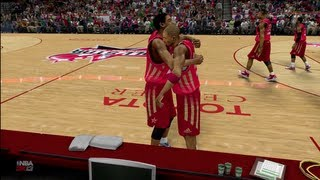 NBA 2K13 - 2013 NBA All-Star Game | NBA 2K13 Full Review & First Impressions With RegularDave2975