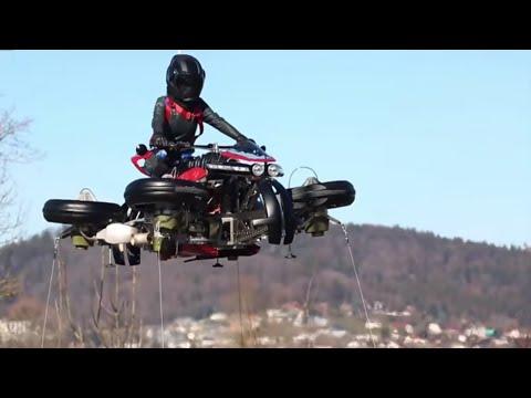 Vídeos de 'Lazareth LMV 496… ¡Y voló!'