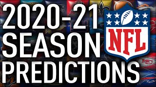 2020 NFL Season Predictions and Super Bowl Winner