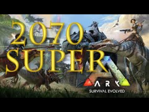ARK Survival Evolved l Epic Settings l Ryzen 5 3600 + RTX 2070 Super