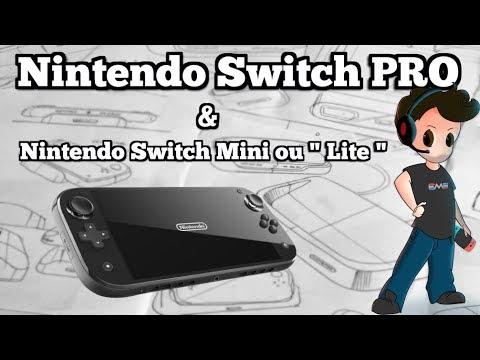 "Nintendo Switch Pro & Nintendo Switch Mini "" Lite "" | Les infos actuelles !"