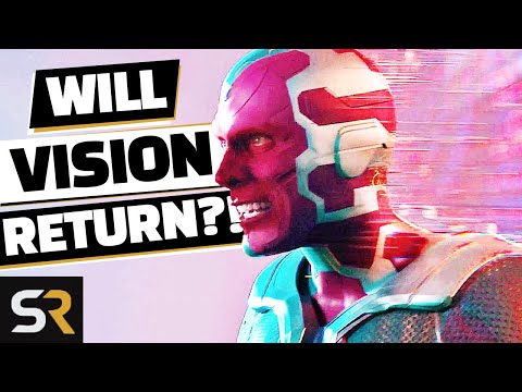 WandaVision: Where Vision Could Appear Next In The MCU