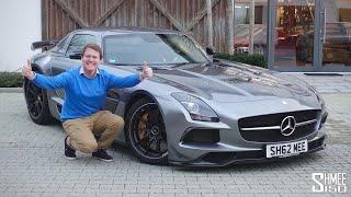 COLLECTING MY DREAM CAR! Mercedes SLS AMG Black Series