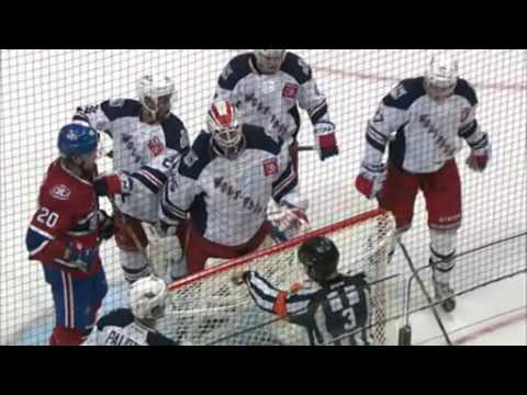 Highlights | Hartford 6 vs. IceCaps 3