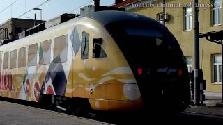preview picture of video 'slovenian trains HD (#37)_sezana 20100318_2/2'