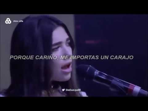 Dua Lipa - IDGAF// Español