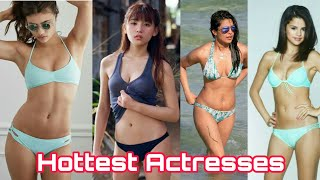 Top 10 Most Sexiest & Hottest Beautiful Actresses of 2019 With Hot Scenes