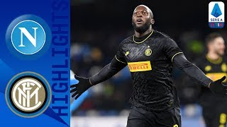 Inter Milan overcame Napoli to return to the top of the Serie A table with goals from Romelu Lukaku and Lautaro Martínez.  This is the official channel for the Serie A, providing all the latest highlights, interviews, news and features to keep you up to date with all things Italian football. Subscribe to the channel here! https://bit.ly/2OM2Eax   Find out more about the Serie A at: http://www.legaseriea.it/en/   Questo è il canale ufficiale della Serie A, dove potrai avere accesso ai momenti salienti, alle interviste, alle notizie e alle funzionalità del momento per rimanere aggiornato sulle ultime novità del campionato. Iscriviti qui al canale! https://bit.ly/2OM2Eax  Per maggiori infomazioni sulla Serie A: http://www.legaseriea.it/it