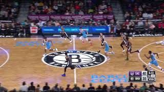 3rd Quarter, One Box Video: Brooklyn Nets vs. Sacramento Kings