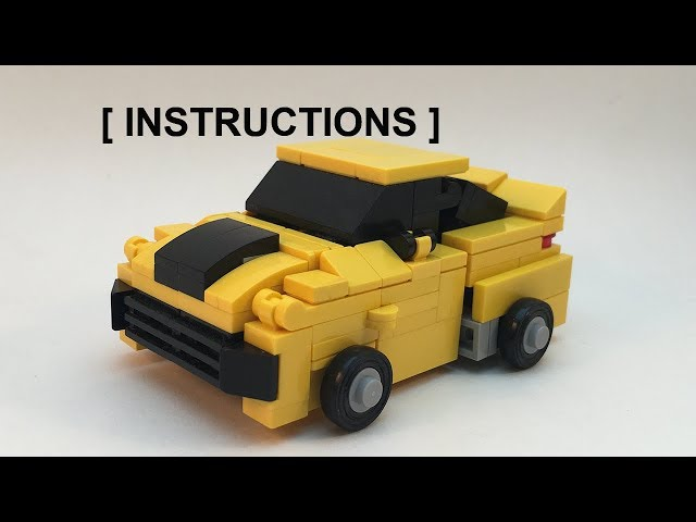 Instructions Lego Transformers Movie Instructions Lego Transformers