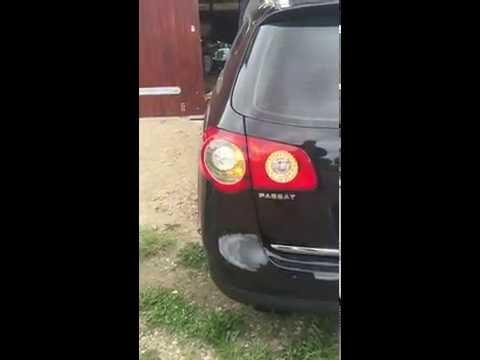VW Passat 3C  Dynamischer Blinker