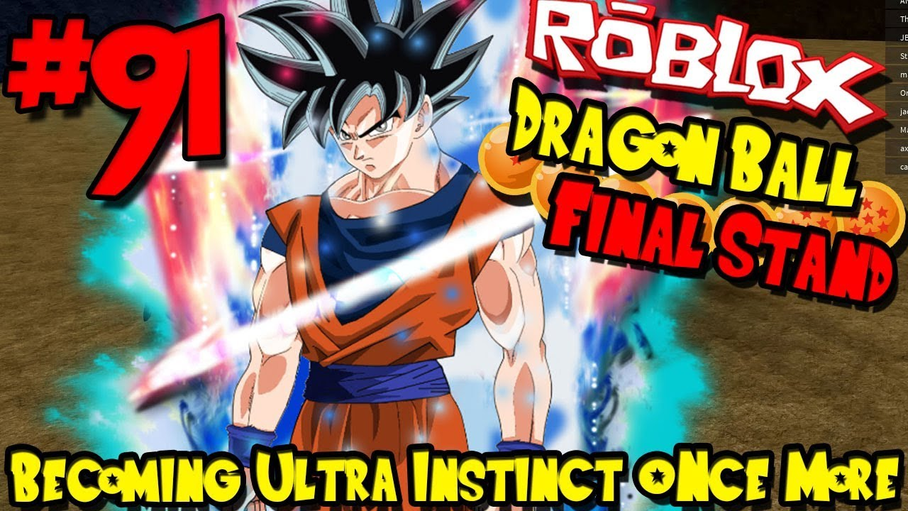 BECOMING ULTRA INSTINCT ONCE MORE! | Roblox: Dragon Ball