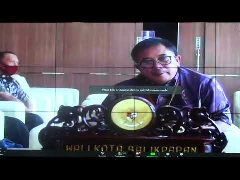 Thumbnail REVISI RJPMD 2019-2022 & SUSUN RKPD 2022 - Diskusi Tanggapan Kabupaten Kota