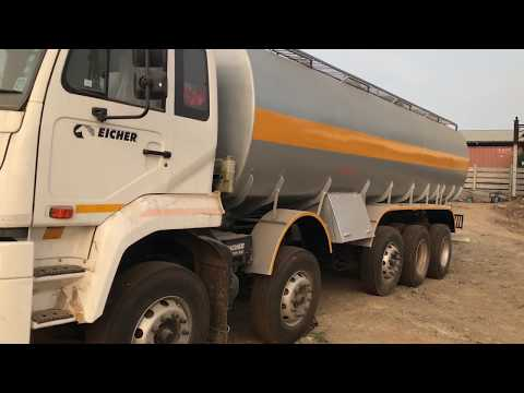 Edible Oil Tanker 28  KL