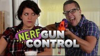 Nerf Gun Control