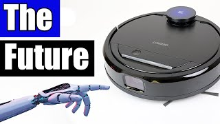 The Worlds Most Advanced Robot Vacuum! - Ecovacs Deebot Ozmo 960 w/ Artificial intelligence Review