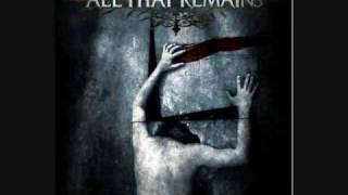 All That Remains - It Dwells In Me video
