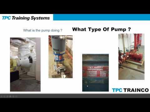 Basic Pump Maintenance Strategies & Techniques w/ TPC Online ...