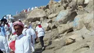 preview picture of video 'Hajj 2012 - Mount Arafat'