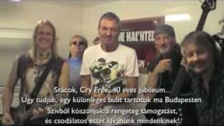 DEEP PURPLE - A Message To Cry Free (2008)