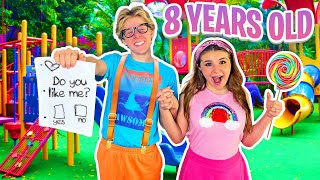WE BECAME KIDS FOR THE DAY!!👧🏼 👦🏼  Piper Rockelle