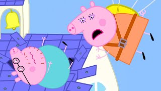 Peppa Pig Official Channel   Mummy Pig to the Rescue   Parachute Jump Episode