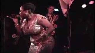 Sharon Jones And The DapKings  Southpaw January 2005