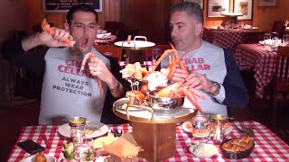 Crab Cellar: All-You-Can-Eat Crab Legs Taken To The Max | Localish