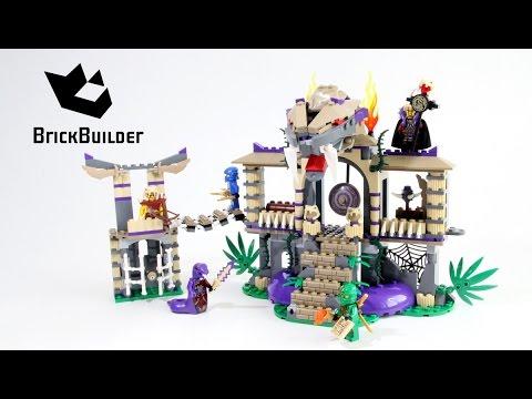 LEGO® NINJAGO™ Проникновение в Серпент 70749