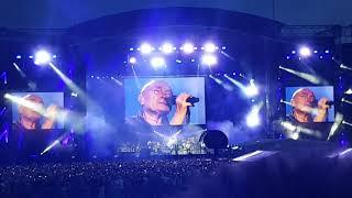 In The Air Tonight - Phil Collins, Live At Letzigrund Stadium, Zürich, Switzerland