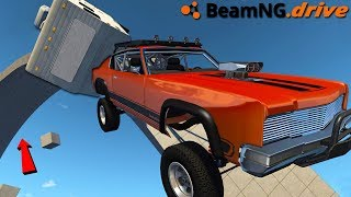 EXTREME TRAILER OFFROADING (SURPRISING) - BeamNG Drive