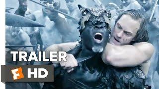 The Legend Of Tarzan Official IMAX Trailer 2016  Margot Robbie Alexander Skarsgård Movie HD