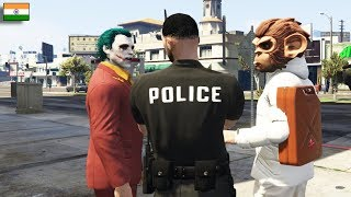 GTA 5 Police Role Play In Indian Server • GTA 5 Live Stream India