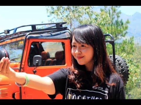 BPJS Ketenagakerjaan Kanwil Jatim Goes Offroad at Coban Rondo Malang