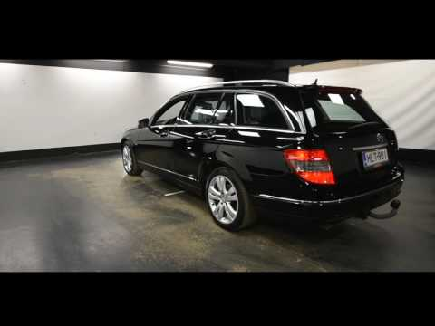 Mercedes-Benz C 200 CDI BE T Avantgarde A, Farmari, Automaatti, Diesel, MLT-901