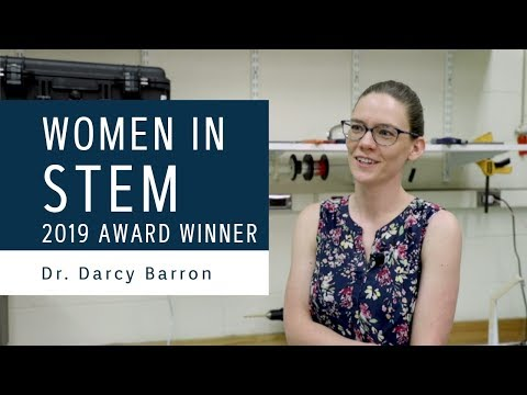 Advance at UNM 2019 Women in STEM Awards: Dr. Darcy Barron