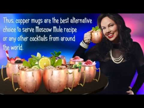 Video Cocktail Parties Get Better With These Copper Mugs