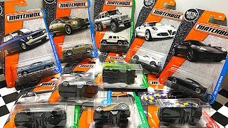 Opening New Matchbox Toy Cars!